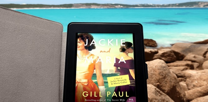 Jackie And Maria Is A Captivating Historical Fiction You Won't Be Able To Put Down