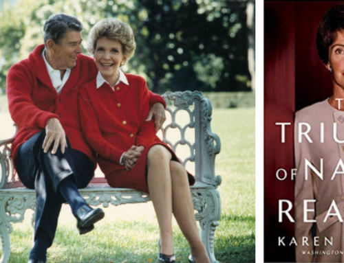 Former First Lady Nancy Reagan Triumphs In New Biography