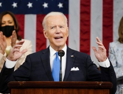 A Conservative Women's Thoughts On Biden's First 100 Days