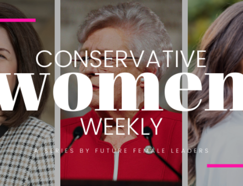 It Was A Busy Week For Conservative Women, Let's Break It Down