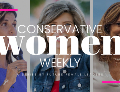 3 Ways Republican Women Changed The World This Week