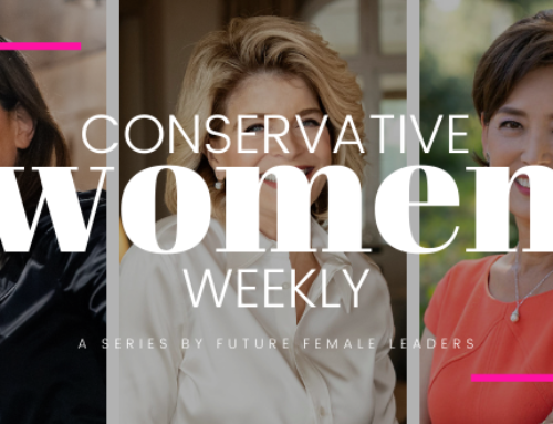 This Week's Uplifting Stories From Republican Women